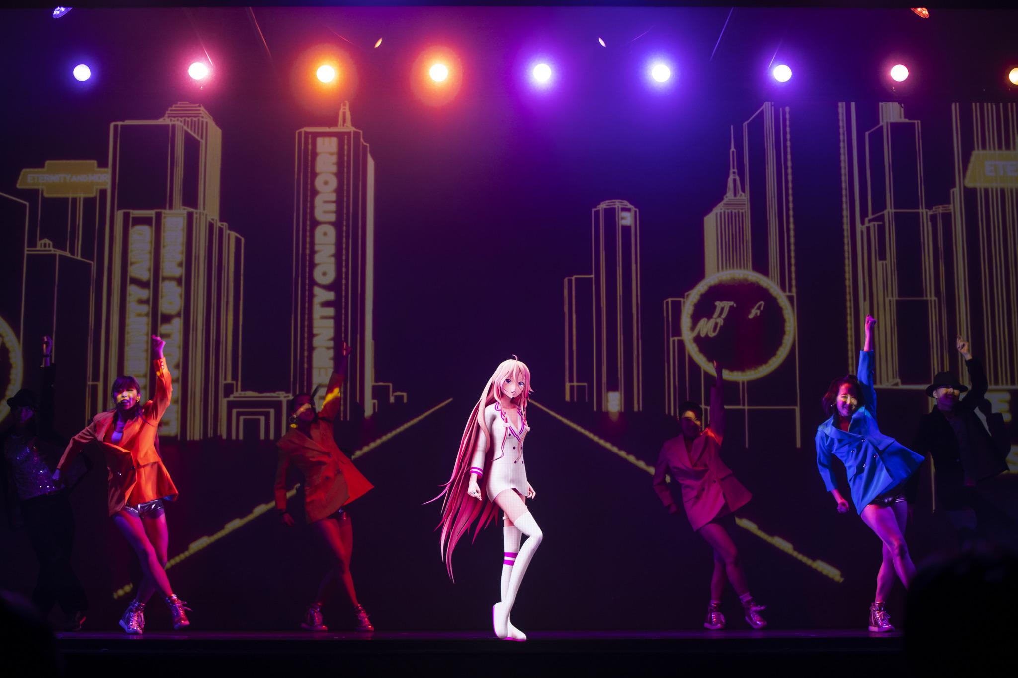 IAのミュージカル&ライブショー「ARIA」と 「PAGG」が終幕。2日間4公演で1,000人超のファンが連夜熱狂。