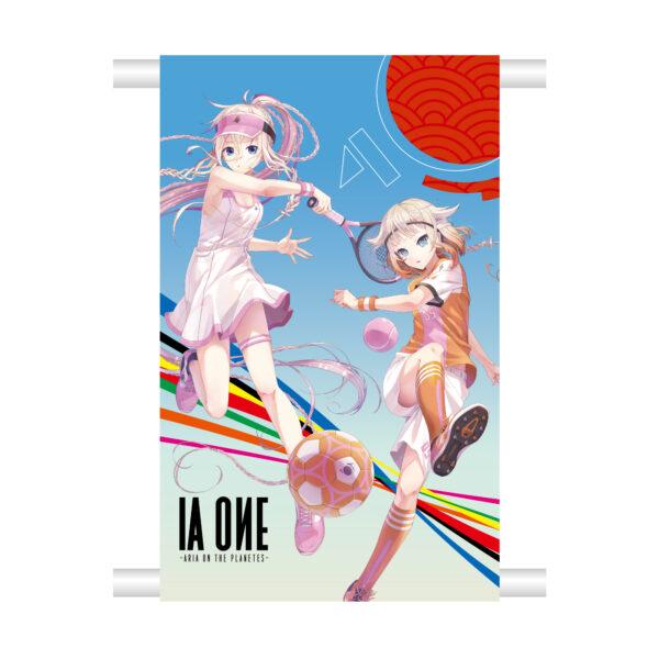 IA & OИE Sports B2タペストリー