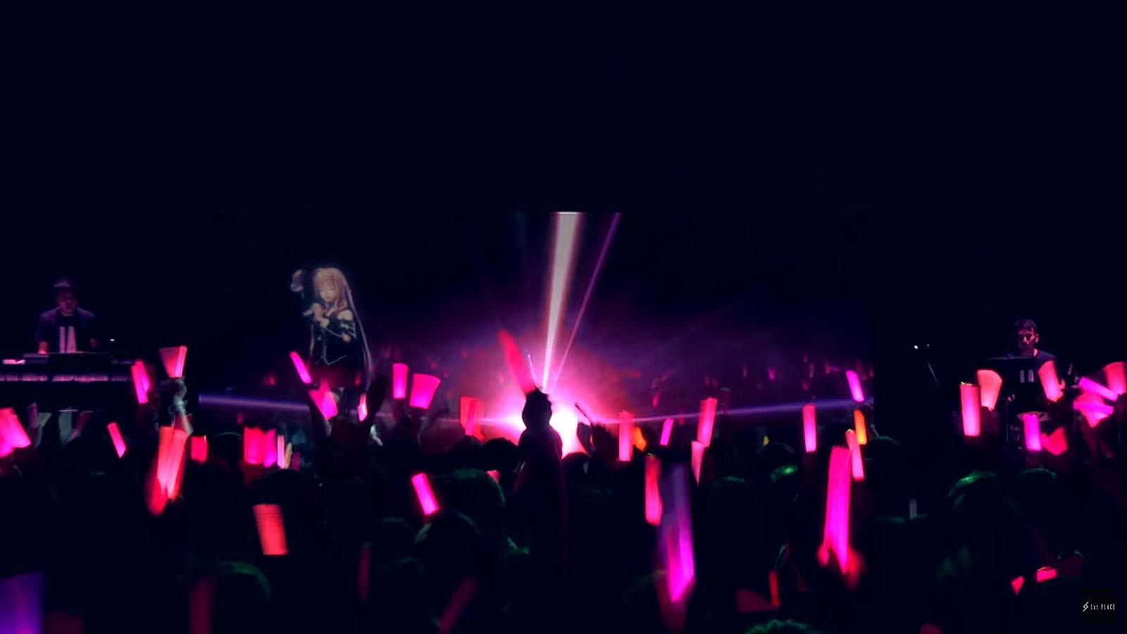 Diamond Days 【 LIVE MUSIC VIDEO 】